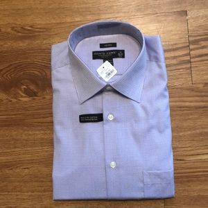 Pronto Uomo Purple Dress Shirt